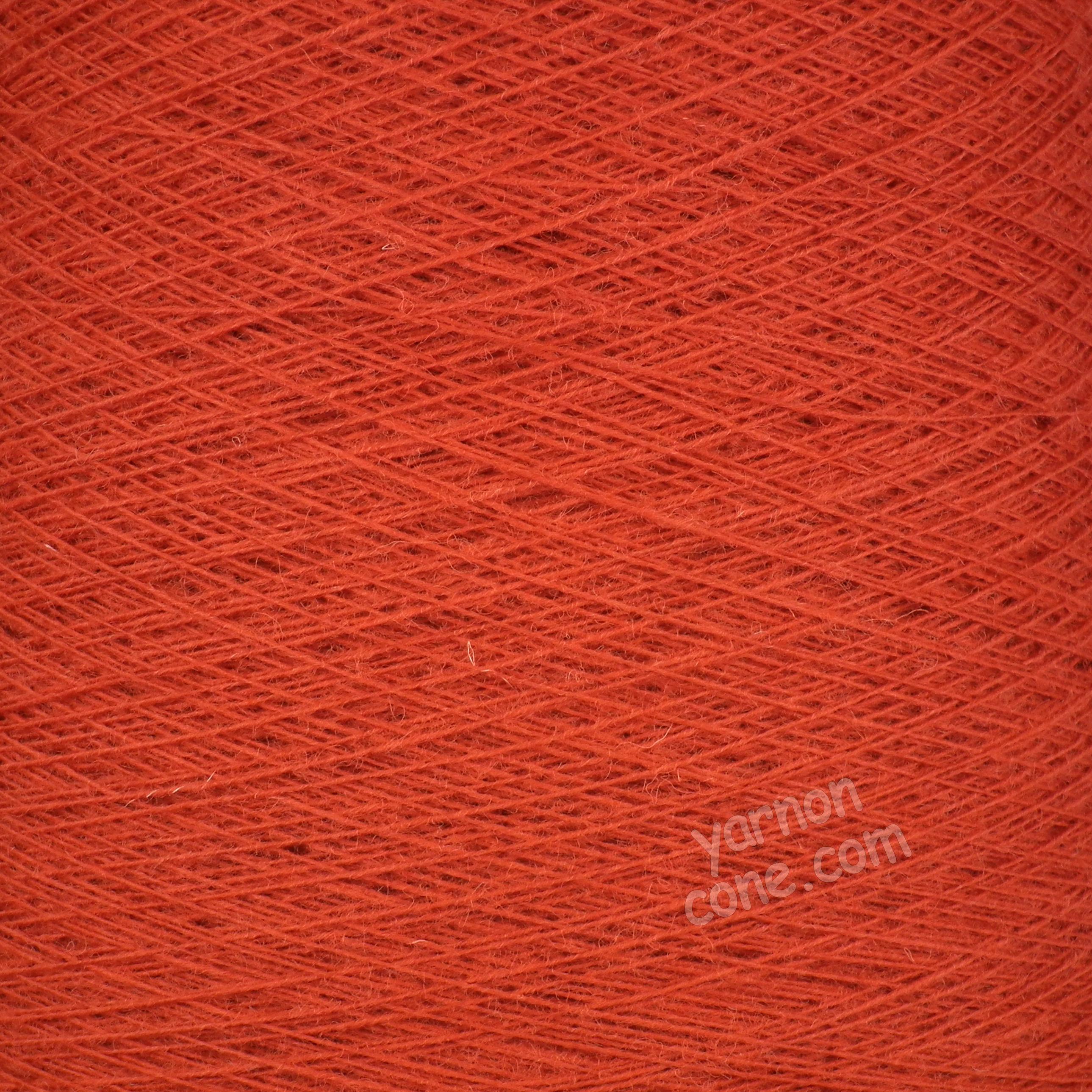 single 8s 1/8 NM pure weaving wool yarn on cone UK weavers yarn