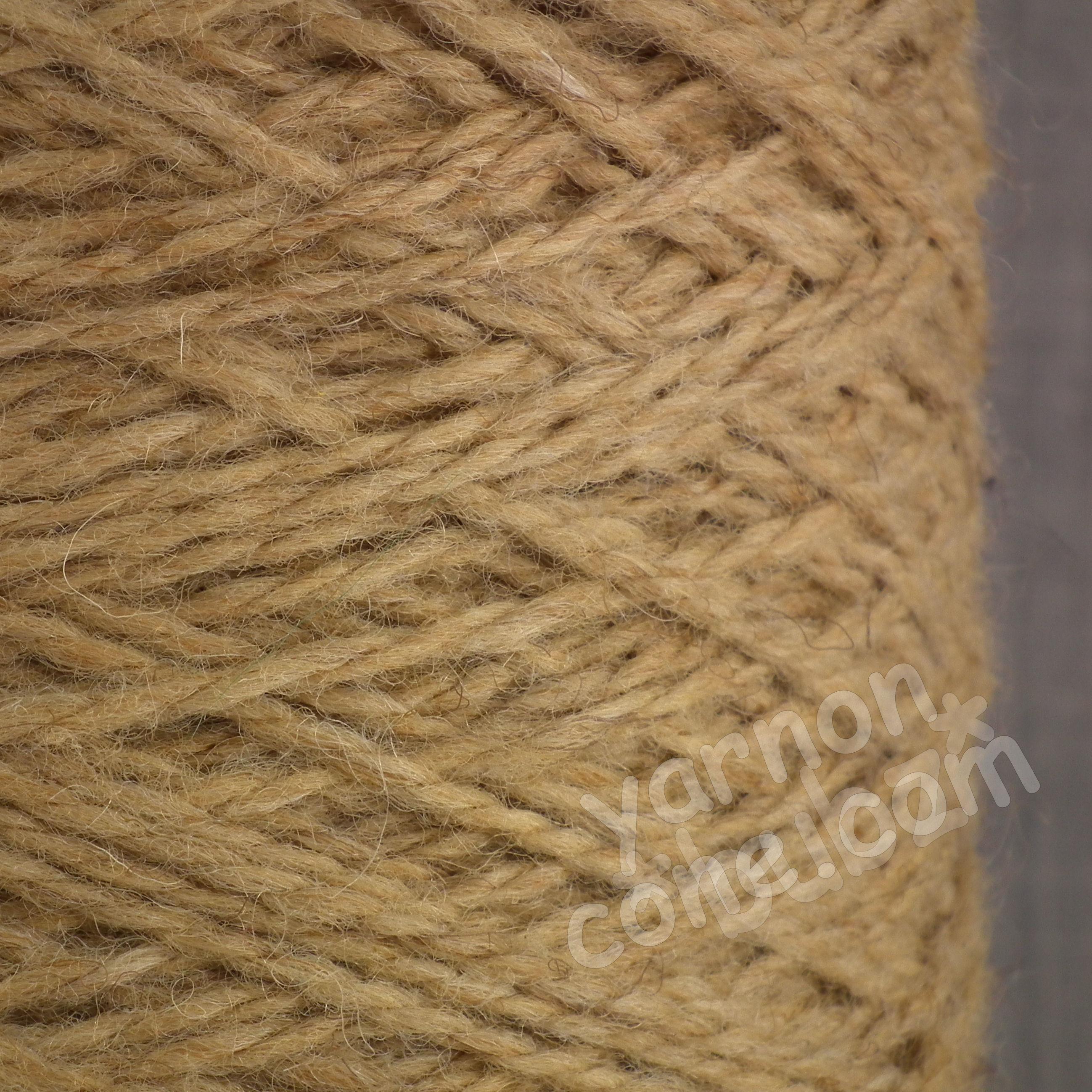 Berber rug making carpet yarn weaving latch hook biscuit BB28 wool cone