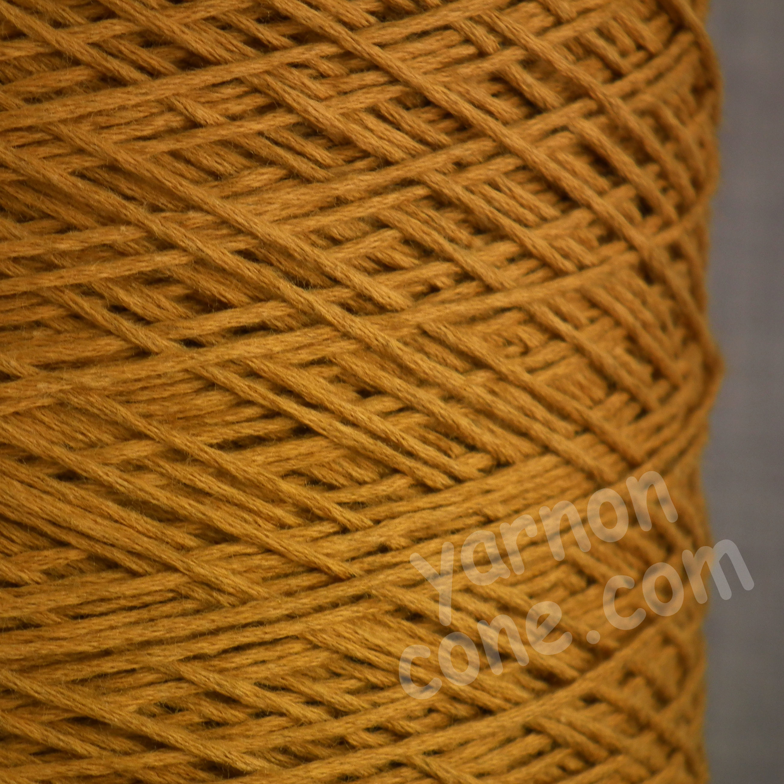 cashmere cotton soft yarn on cone 4 ply knitting weaving crochet luxury UK old gold