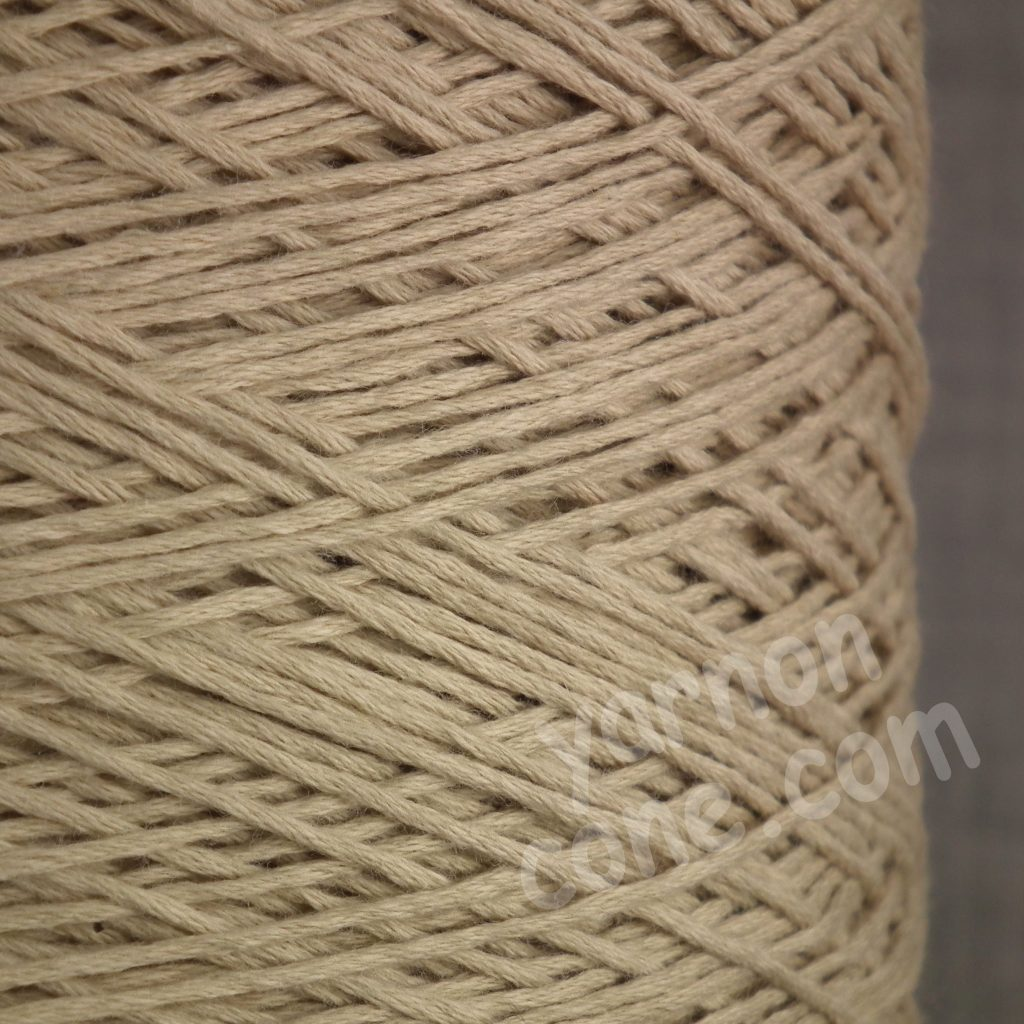 4 Ply Cotton Cashmere Yarn Natural Yarn On Cone