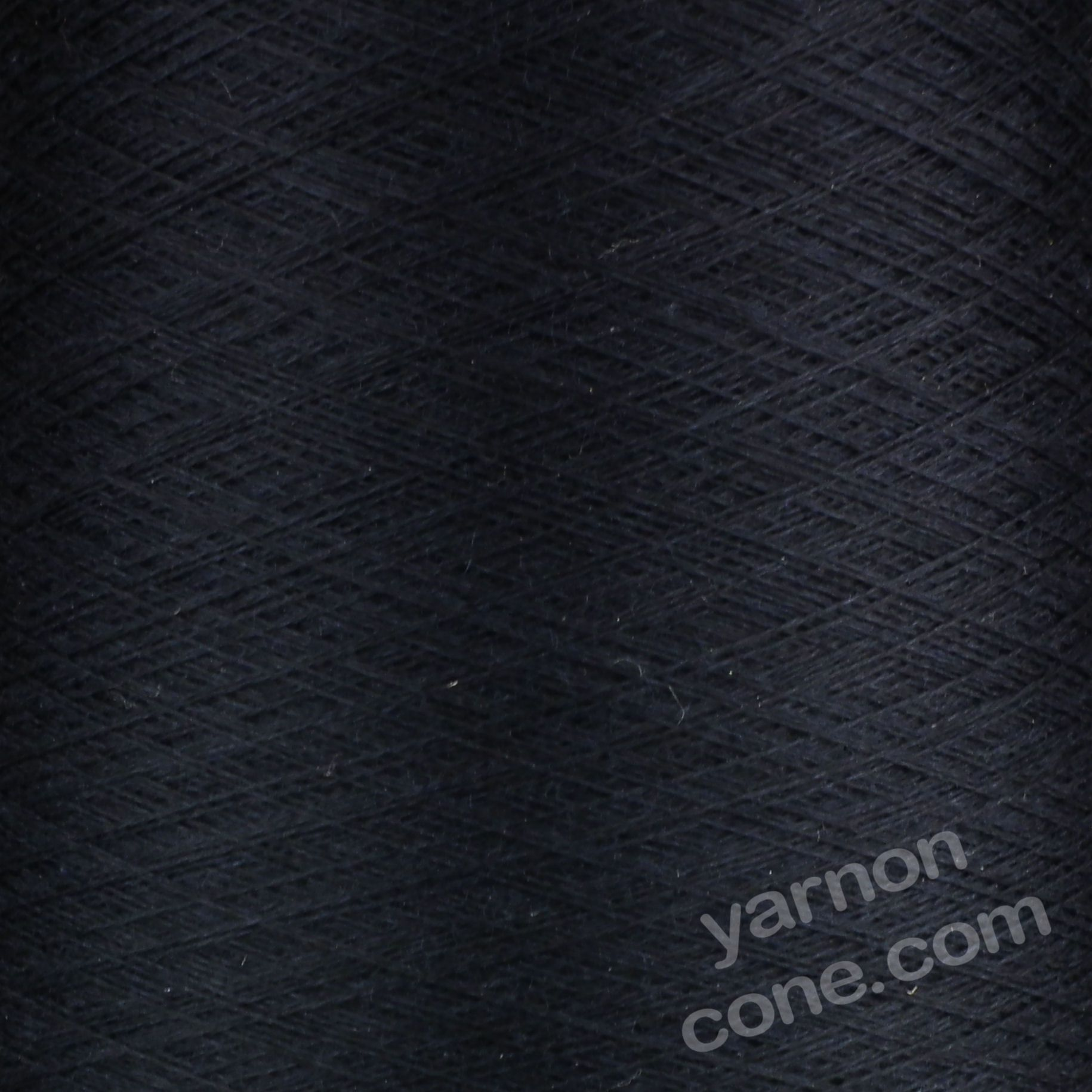 merino silk fine cobweb yarn on cone 2/60 NM UK knitting machine savile navy blue
