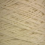 Chunky very thick single 0.6 NM shetland wool on cone ecru undyed natural