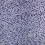 silk noil yarn on cone machine knitting yarn weaving rustic pure lilac lavender