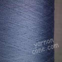 Pure silk cobweb yarn 2/120 NM italian 2/120NM on cone weaving knitting blue steel