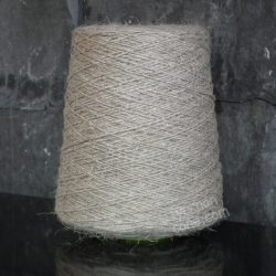 coarse rough texture rustic strong thick pure linen weaving yarn one cone uk supplier seller slub nep 100% flax yarn on cone