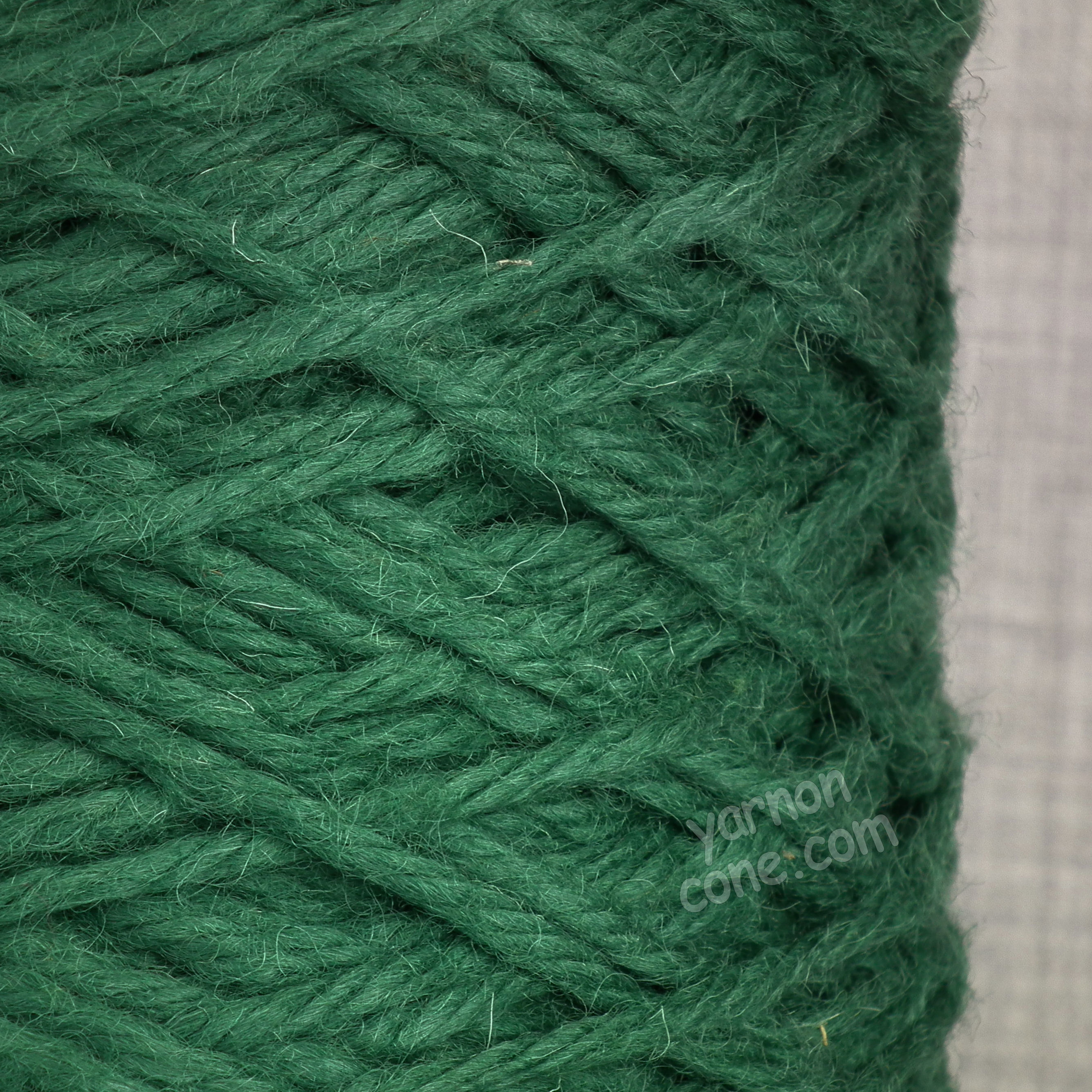 Chunky Pure Wool - Bottle Green